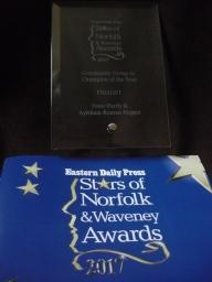 Stars Award